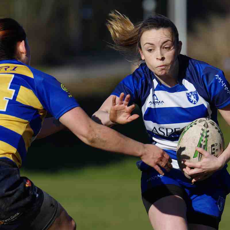 Women's Firsts vs Old Elthamians - 24 February 2019