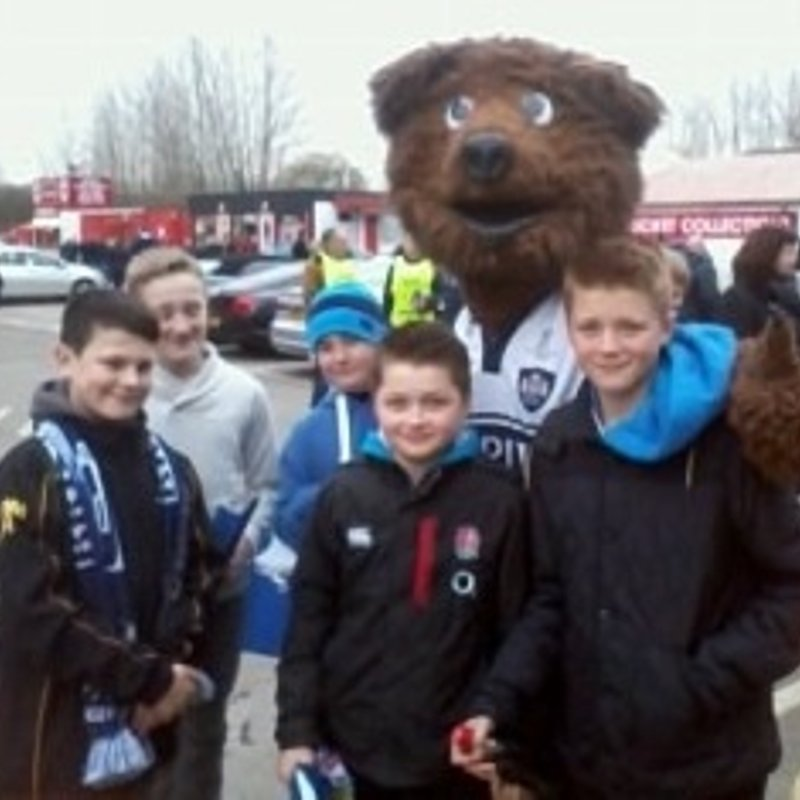 BRISTOL RUGBY MAY HALF-TERM PLAYER DEVELOPMENT CAMPS