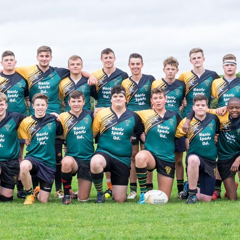 Colts/Under 18s lose to Nailsea & Backwell RFC 7 - 31