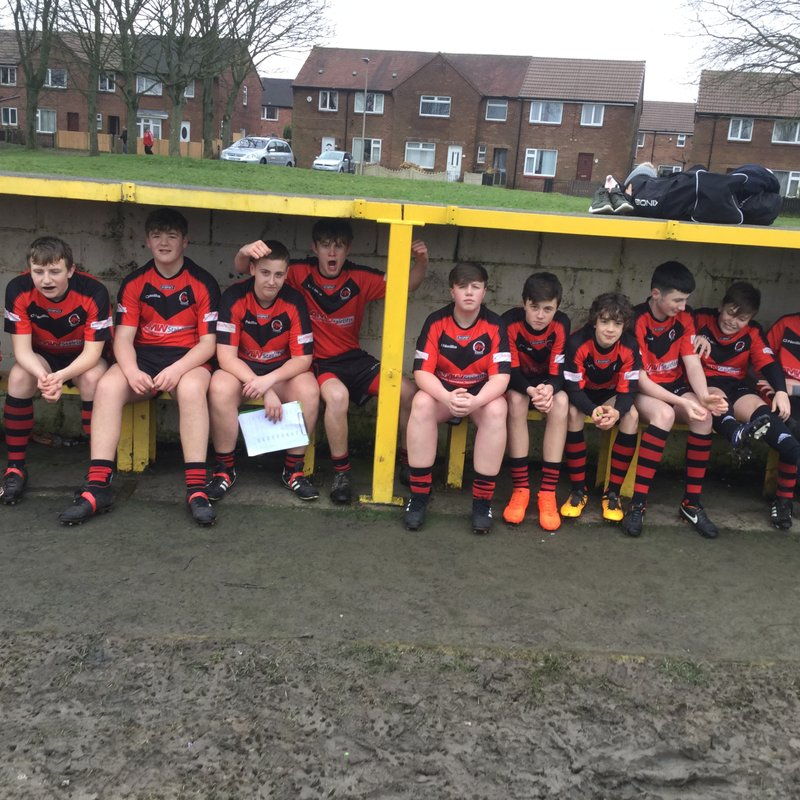 Fantastic Win for Under 15s