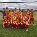 Under 16's Sunday beat Ilkeston Town Juniors 4 - 1