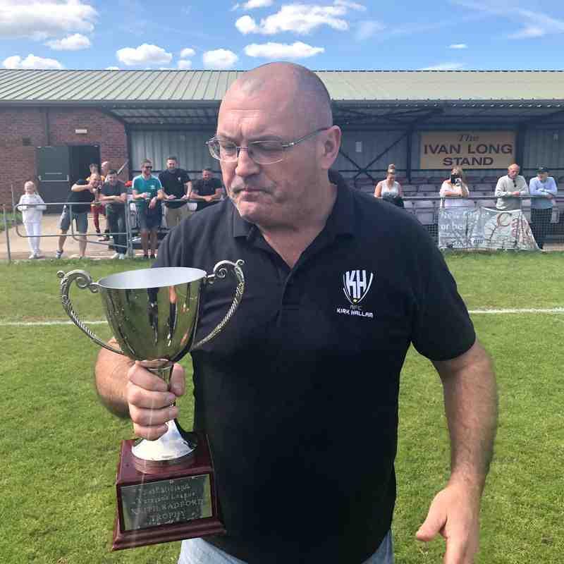 Vets 10 - Eastwood 1 - Keith Radford Trophy Final
