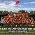 Vets win the double