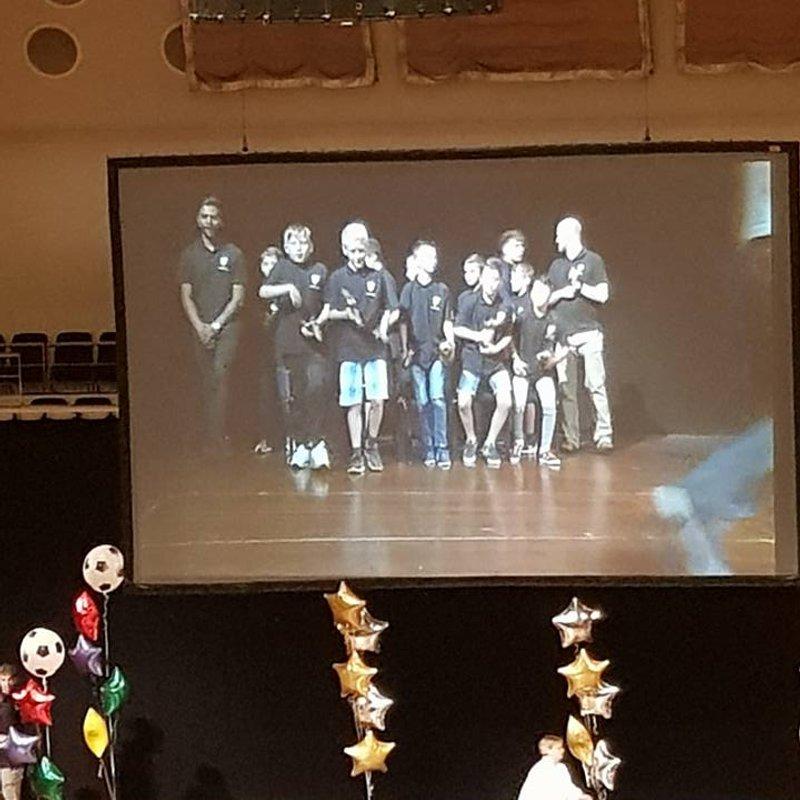YEL Div 2 Champions 2018