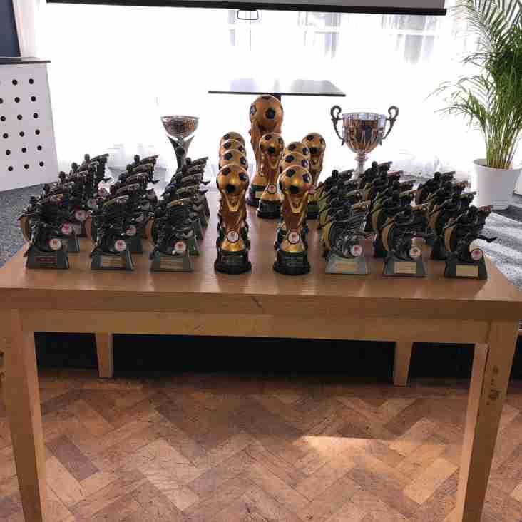 Club Awards Weekend 2017-2018 Season