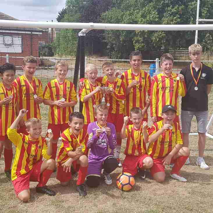 AFC Kirk Hallam Summer Tournament