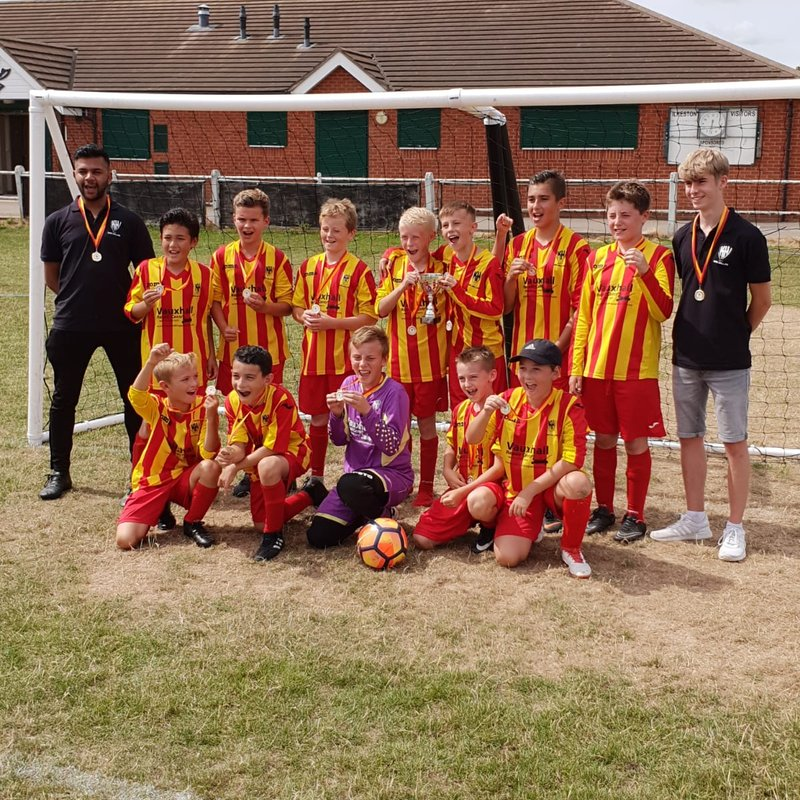 AFC Kirk Hallam Tournament matches