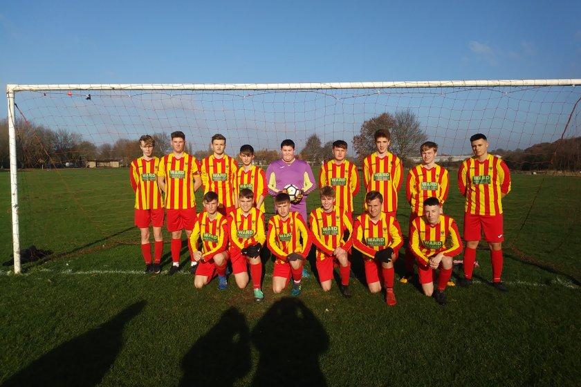 Under 18's lose to Wollaton Hall & Bramcote Green 2 - 5