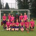 Ladies 6th XI beat Leamington Ladies 5 XI 1 - 5