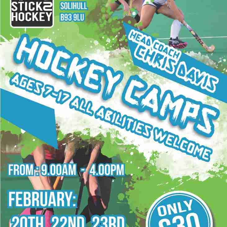 Stick2Hockey Camps