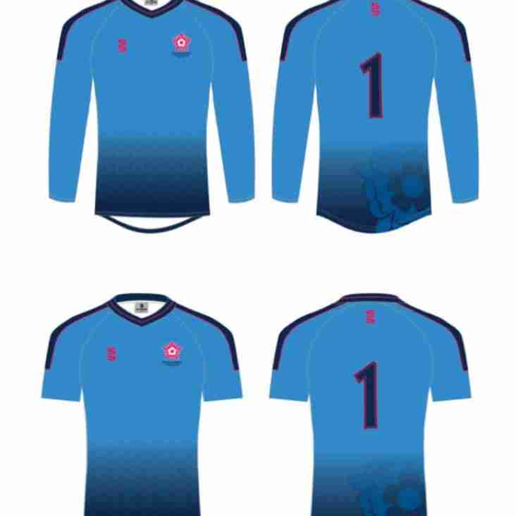 Order your new goalkeeping smock now