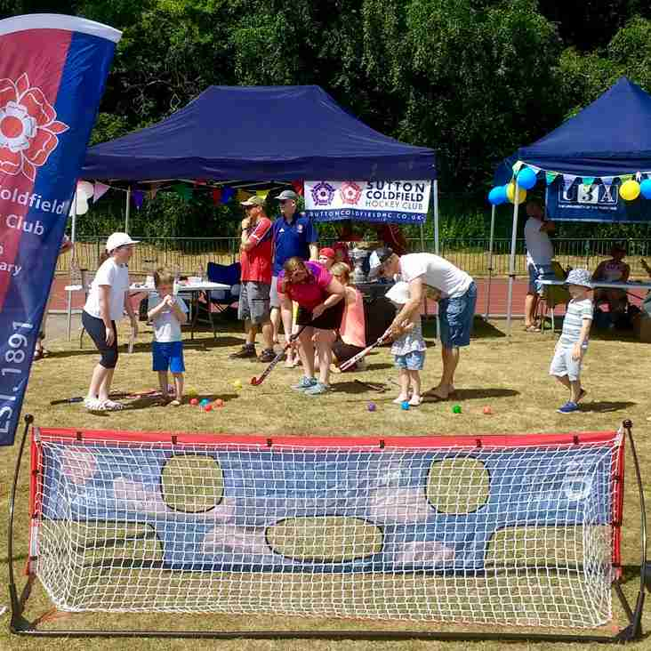We need your help for the Sutton Coldfield Community Games