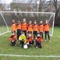 U13A beat Ruislip Rangers B 0 - 1