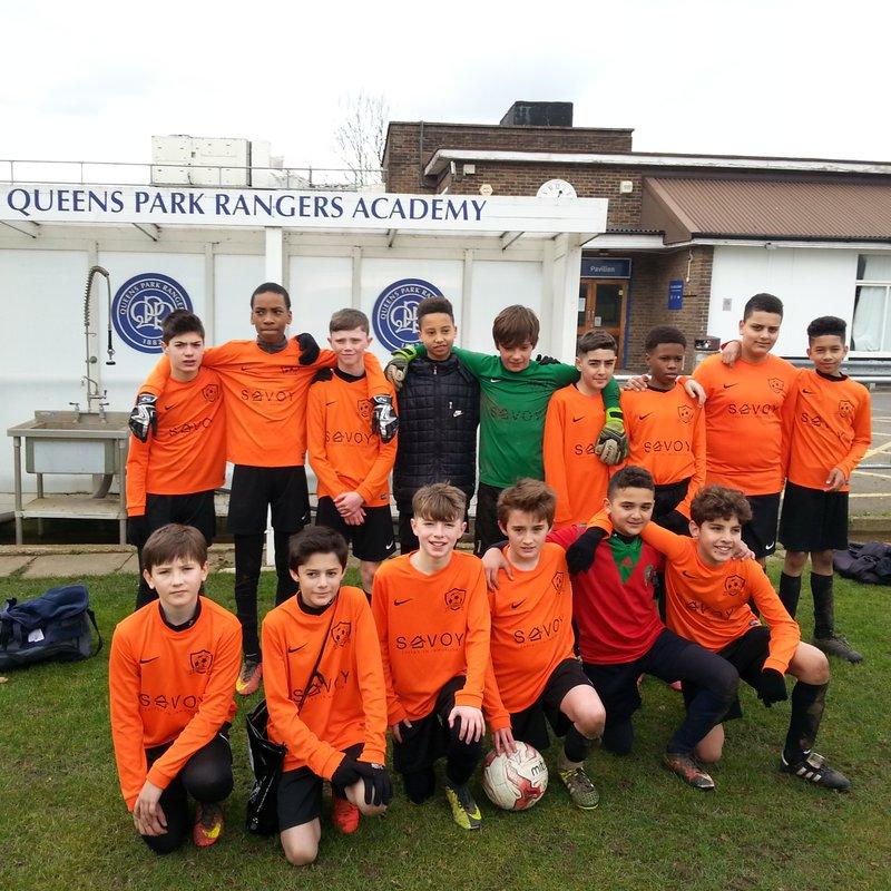 Pitshanger U13A's reach Cup Semi-Final
