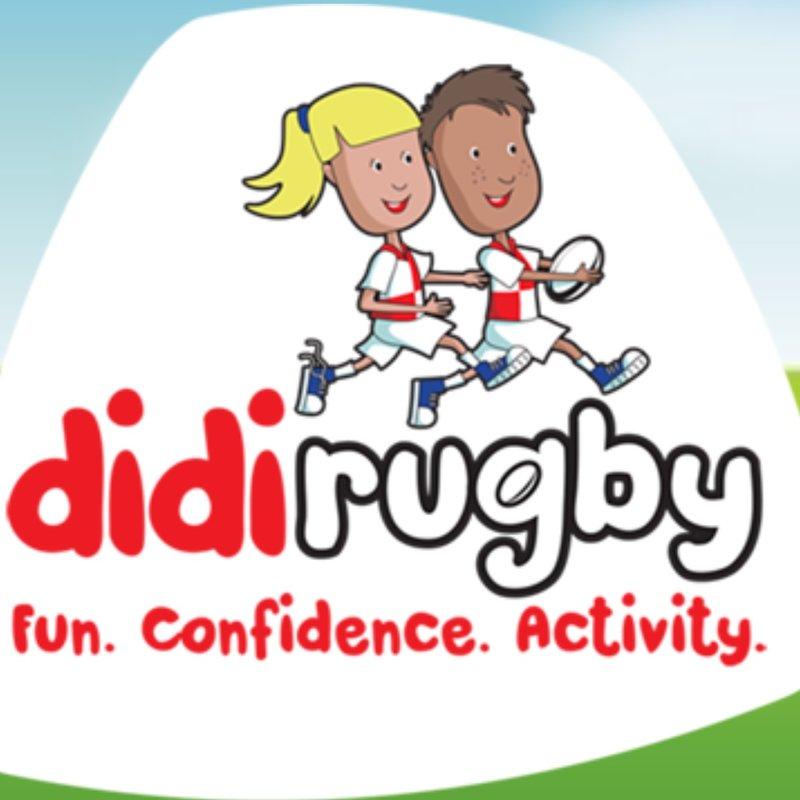 Didi Rugby underway at Aldermaston RFC