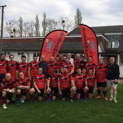 21/04/18 - 3rd in the league and Didi rugby