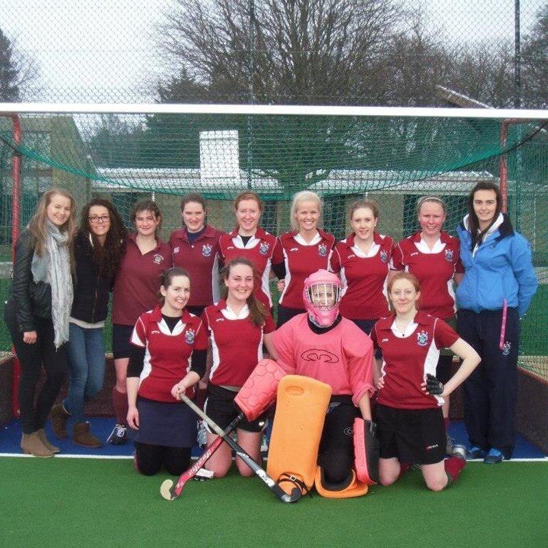 Ladies 3s beat Erskine Stewart's Melville Ladies 3s 0 - 5