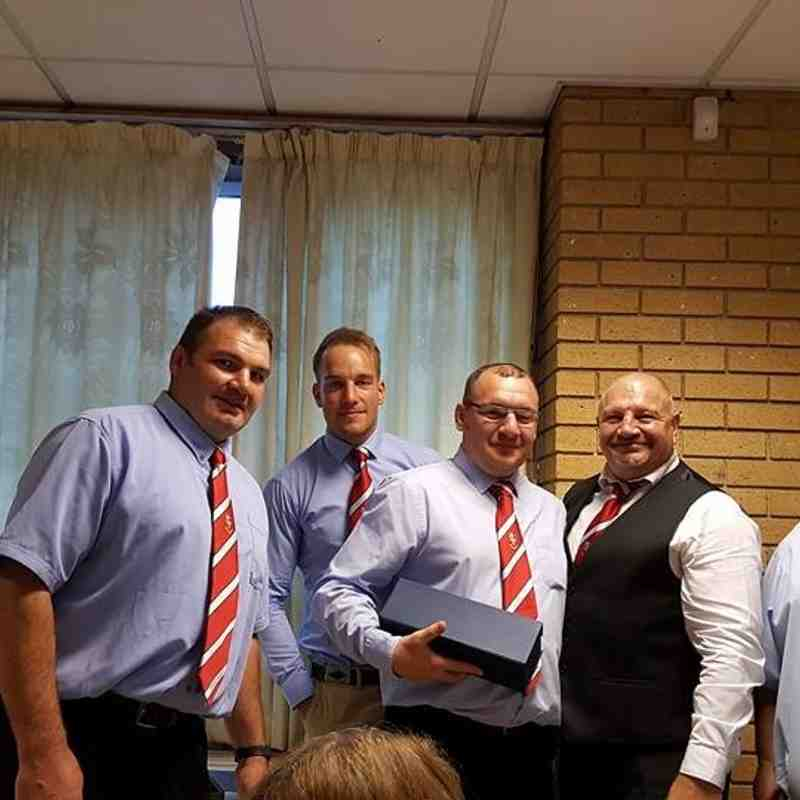 GLRFC awards 2015/16