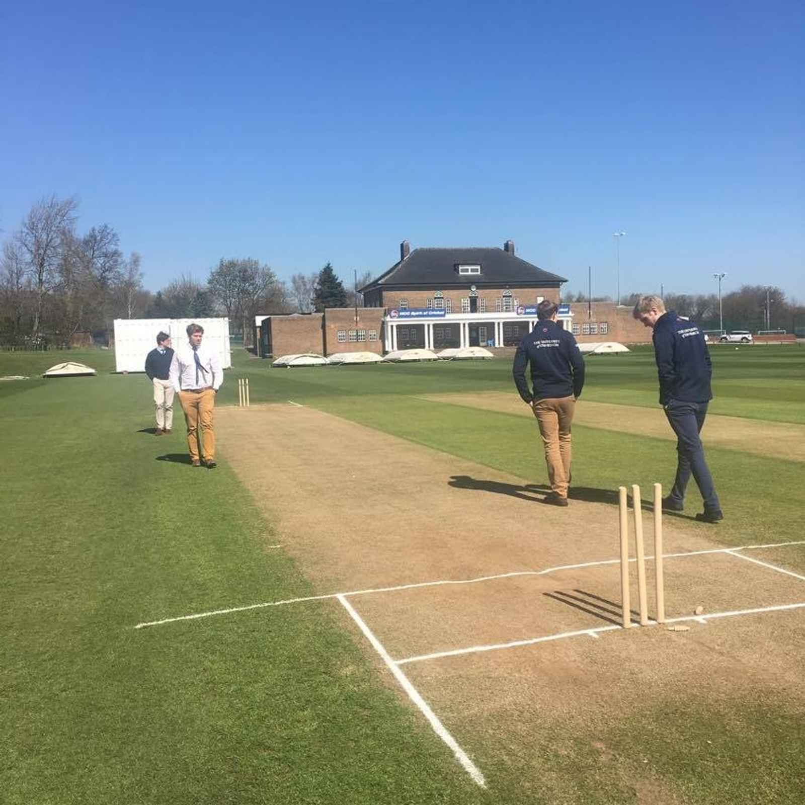 Match Reports - Wednesday 20th April