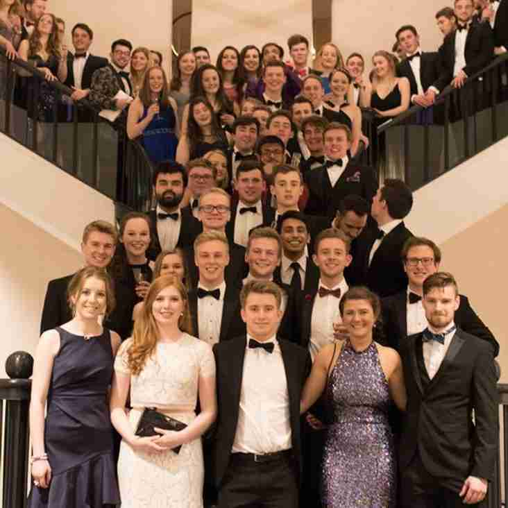 EUCC BALL , GET EXCITED!