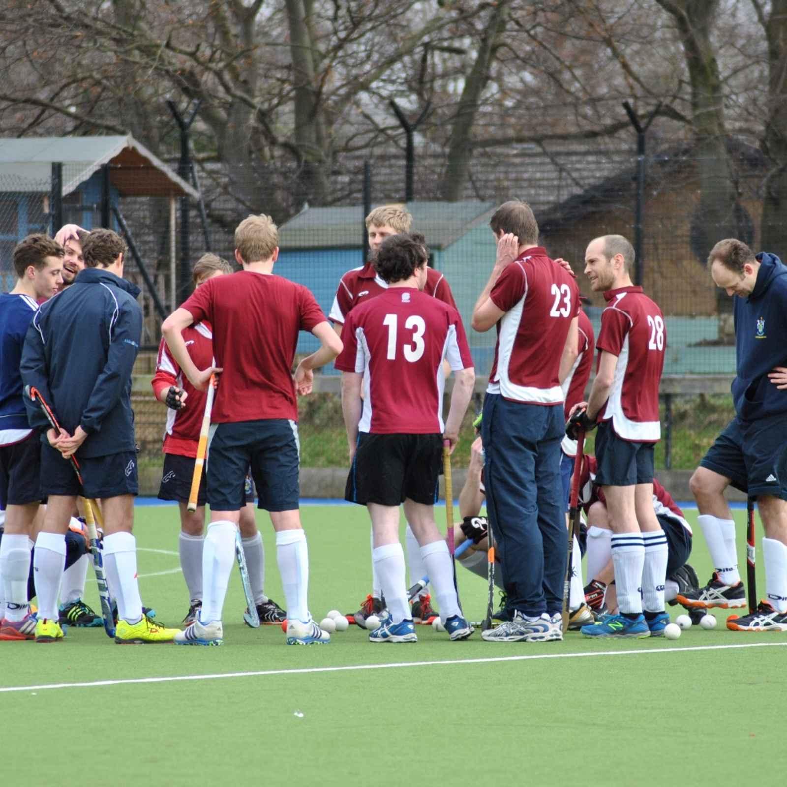 Watsonians Mens 3rd XI v Inverleith 3rd XI