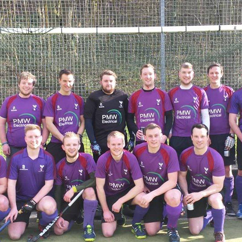 Sheffield University Bankers 3 vs. Huddersfield Dragons 1