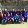 Mens 3s beat Huddersfield Dragons 4 0 - 2