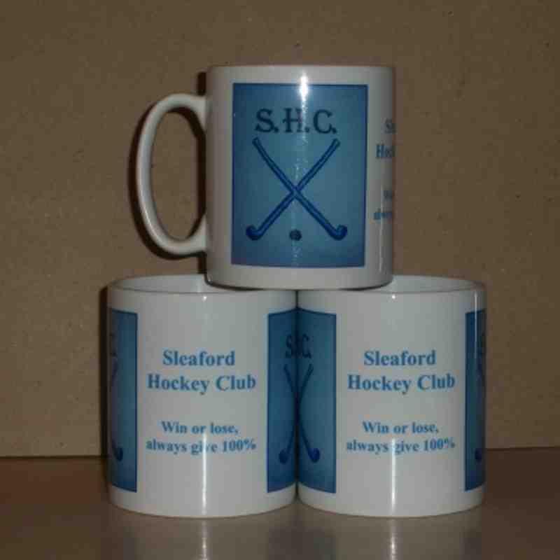 Sleaford HC Mugs