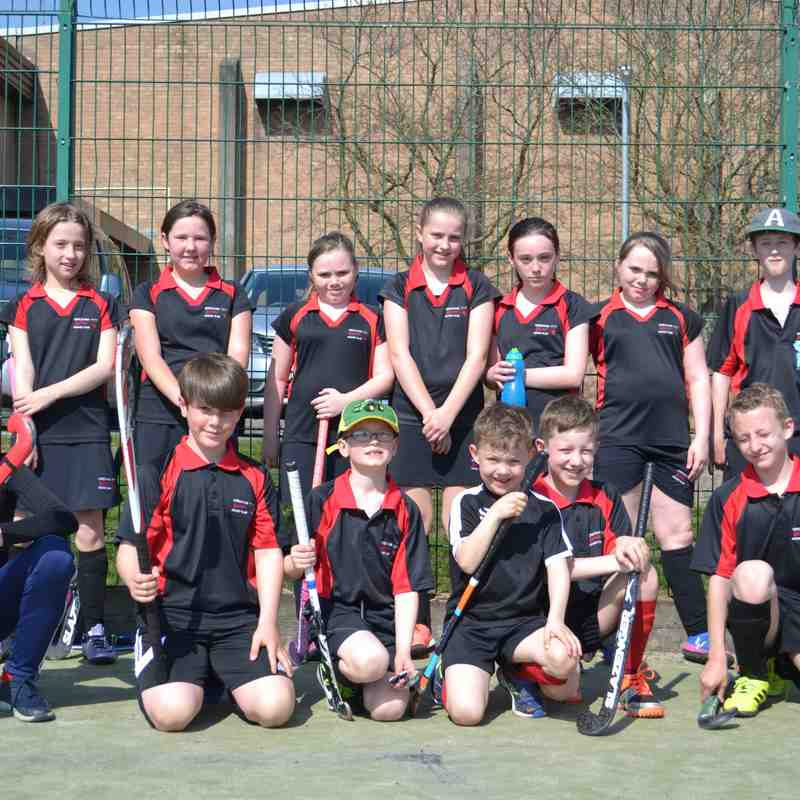 Juniors Last NE Wales Tournament April 2017