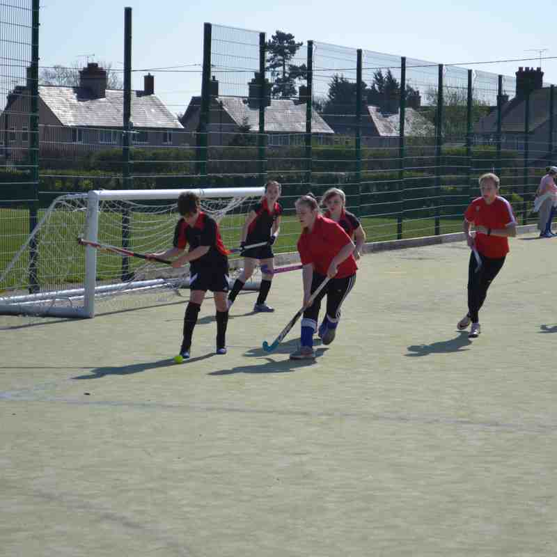 Juniors Last NE Wales Tournament April 2017