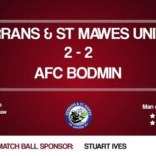 GSM vs AFC Bodmin
