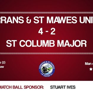 GSM vs St Columb Major