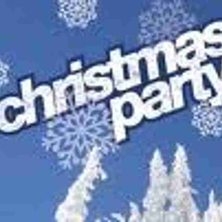 LRHC Christmas Party
