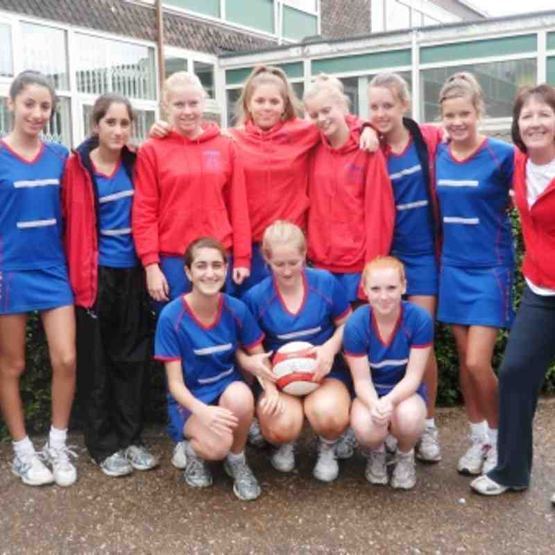 Nottingham Tournament U15s 2011
