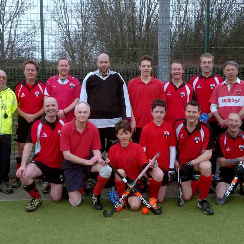 Men's 5th XI 2014-15