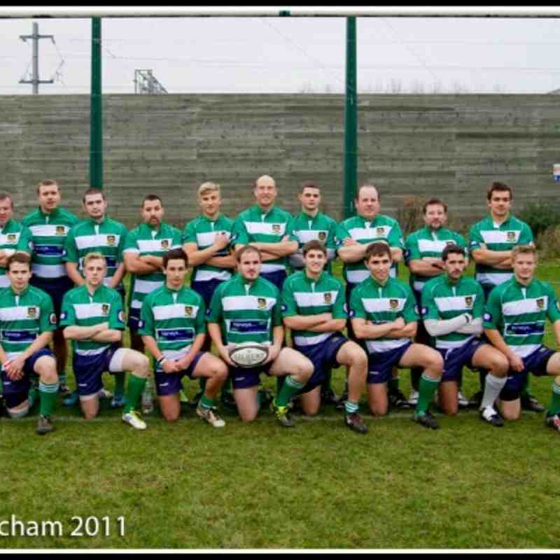 The Matcham Files FRFC  2nd XV 48 Blackheath 21