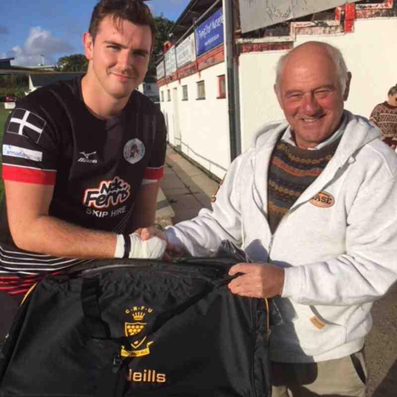 Adam Hughes Cornwall Shirt