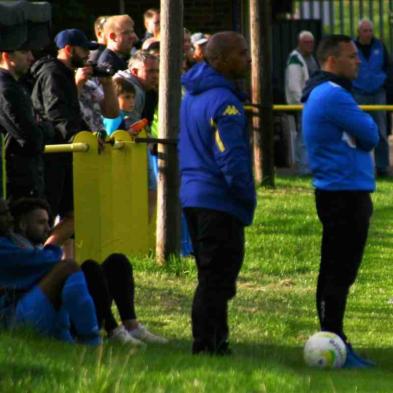 Whitkirk Wanderers v Garforth Town (27/07/2017)
