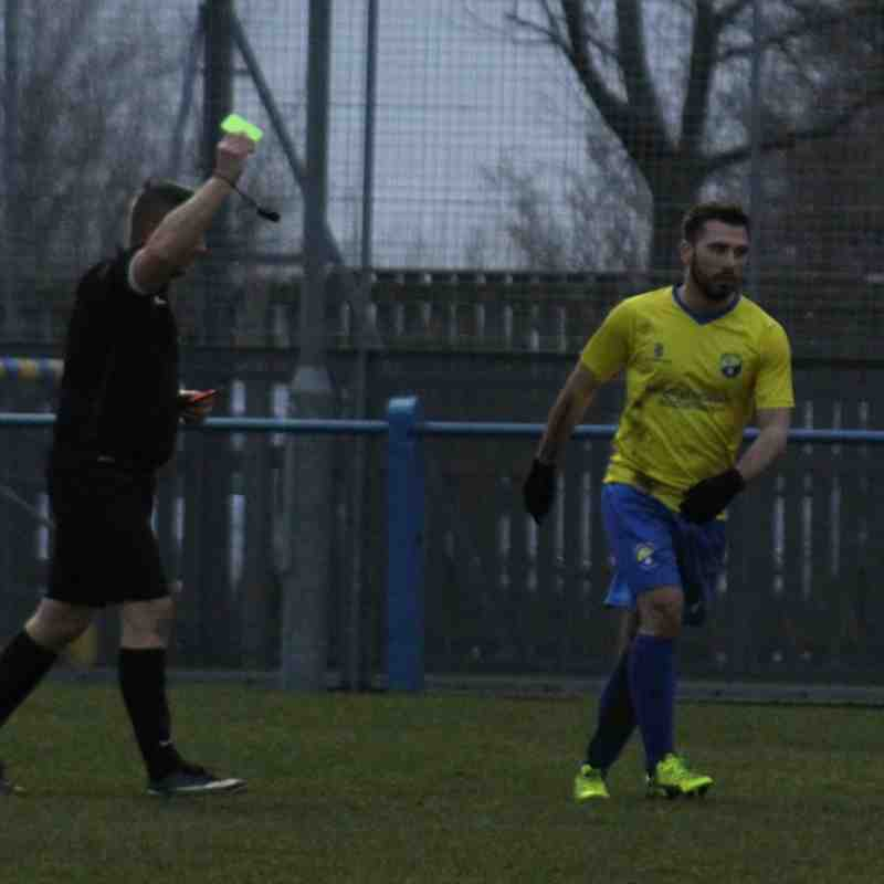Garforth Town v Worksop Town (10/02/2018) Photos by Steve Richardson