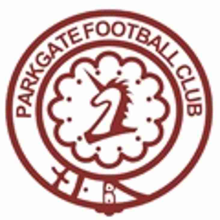 Garforth Town v Parkgate FC - Saturday 10th March