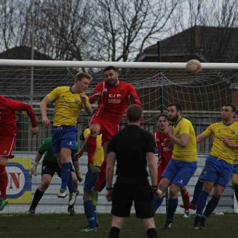 Garforth Town v AFC Mansfield (24/03/2018) taken by Steve Richardson