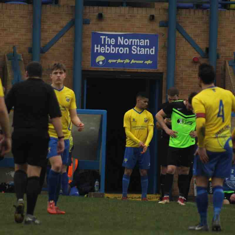 Garforth Town 0-2 Bottesford Town (07/04/2018) by Steve Richardson