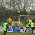 Depleted Town suffer defeat