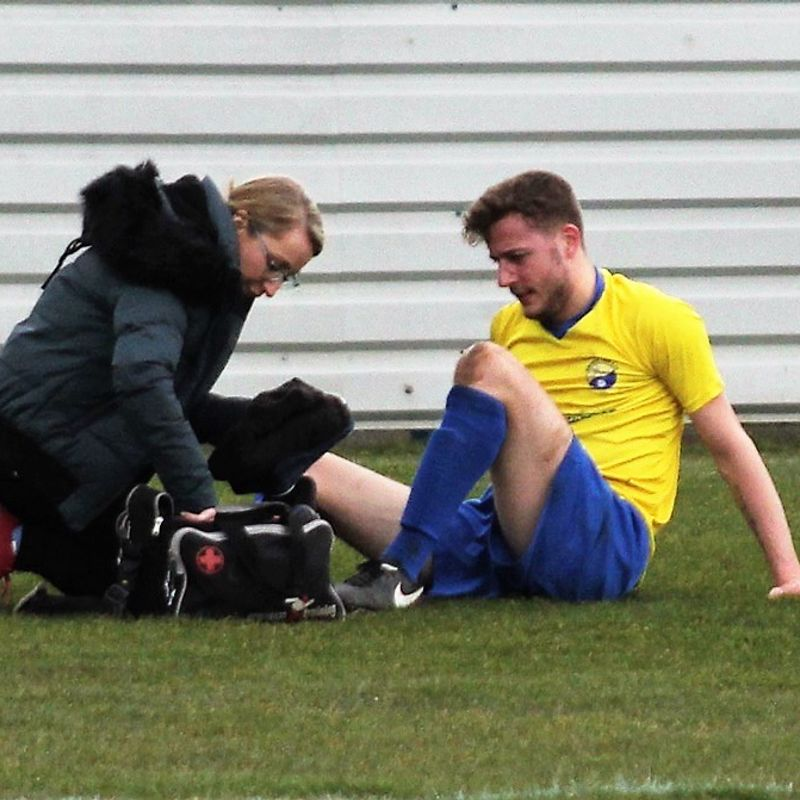 We're looking for a new first team physio