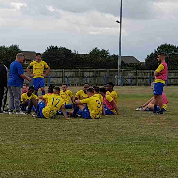 RESULT  - Garforth Town 1-2 Newton Aycliffe