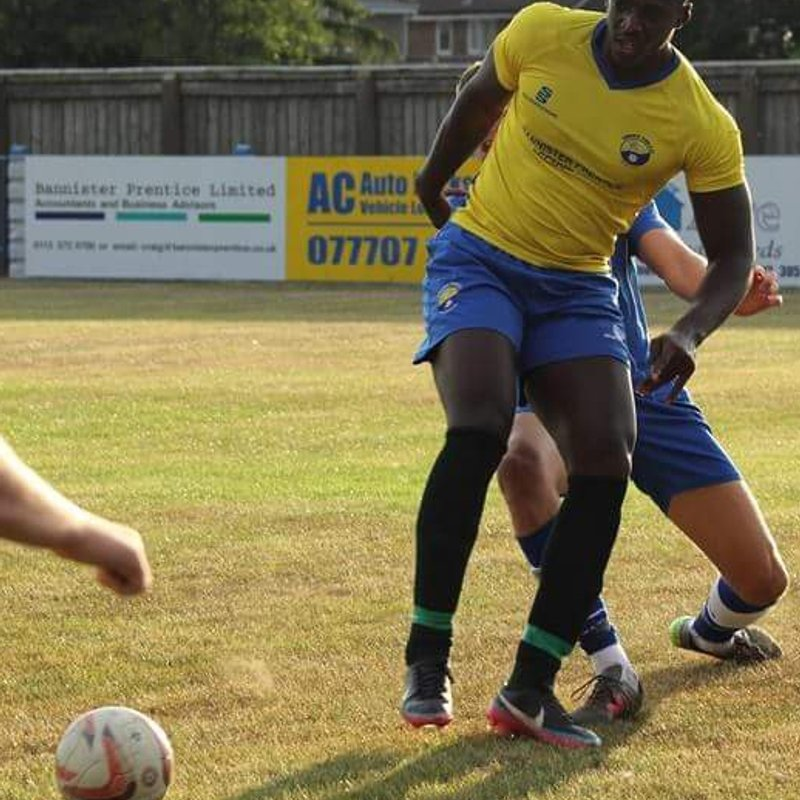 RESULT - Garforth Town 1-0 Athersley Rec