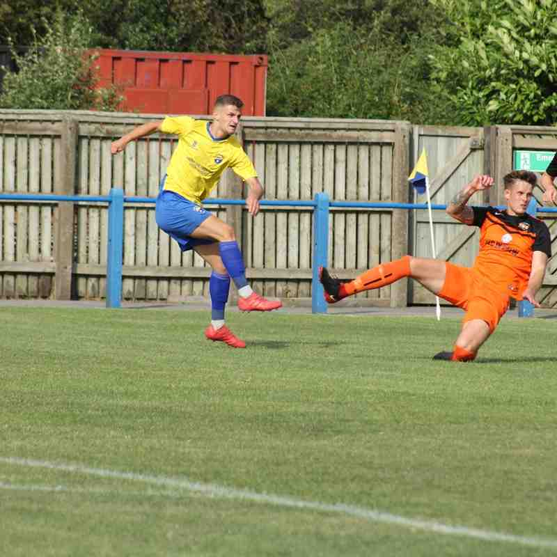 Garforth Town v Athersley Rec (taken by Steve Richardson) 18/08/2018