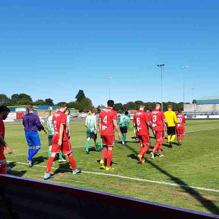 RESULT - Bridlington Town 1-2 Garforth Town