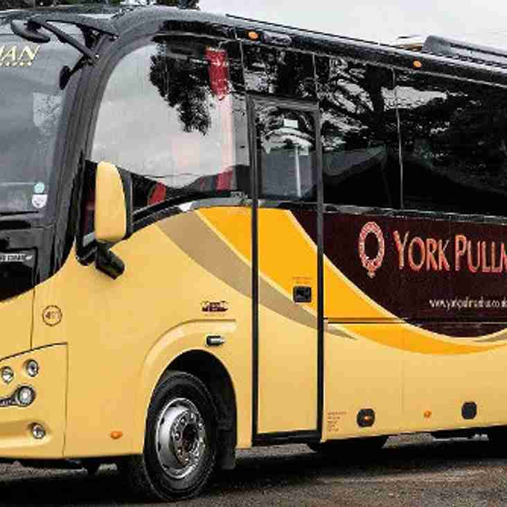 Get your seat on the coach to South Shields