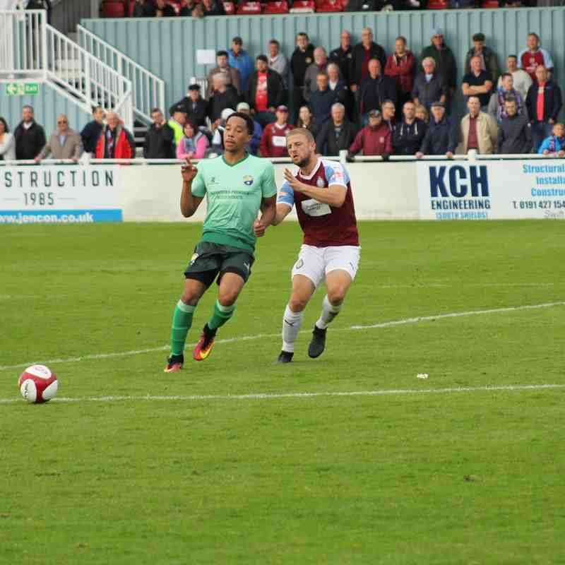 South Shields v Garforth Town (08/09/2018) by Steve Richardson